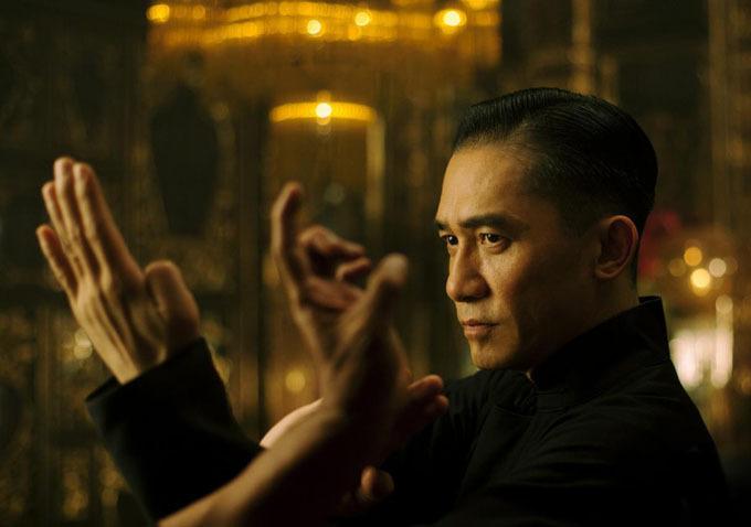 the gradmaster di wong kar wai