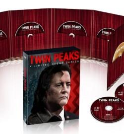 Twin Peaks – la serie evento. Gli otto blu ray della serie Showtime 2017: il video unboxing