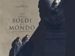 Tutti i soldi del Mondo di Ridley Scott: a dicembre nei cinema italiani
