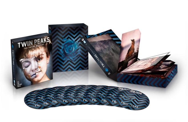 Twin peaks in Blu-Ray: 90 minuti nuovi e inediti