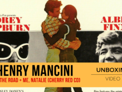 Henry Mancini – Two For The Road + Me, Natalie: il video unboxing del CD Cherry Red