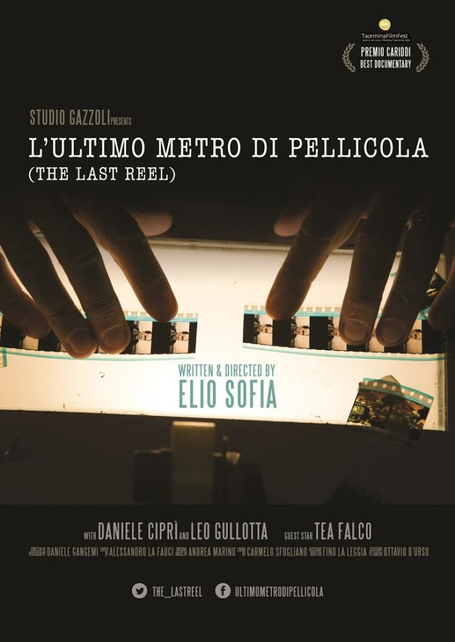 L'ultimo metro di pellicola: una conversazione con Elio Sofia