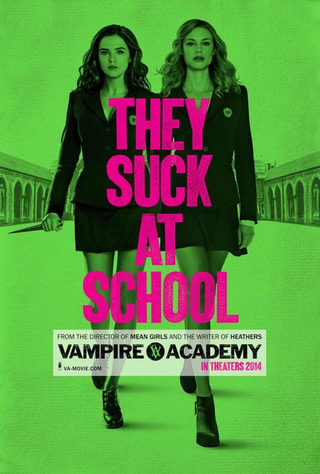 Vampire Academy: Fanno schifo a scuola
