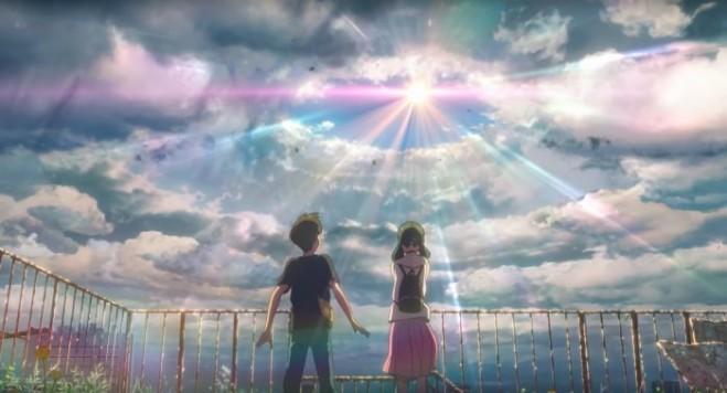 La ragazza del tempo — Weathering With You di Makoto Shinkai: la recensione