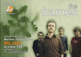 the frames dal vivo in italia