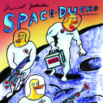 SpaceDucks CD-Cover