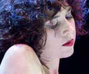 Debora Petrina al Tender di Firenze, sabato 18 Gennaio