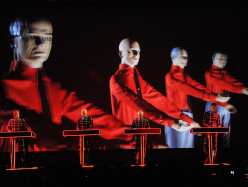 Kraftwerk all'Auditorium di Roma unica data italiana