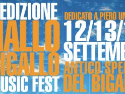 HalloBigallo Music Fest – dal 12 al 14 settembre a Firenze: la conferenza stampa