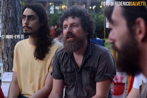 Sycamore Age: l'intervista @ Festa della Musica di Chianciano Terme 2014