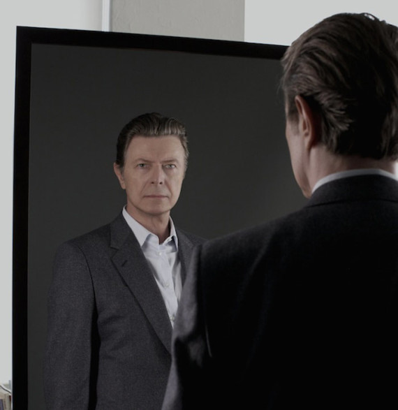 David Bowie – Nothing has changed: mirror, mirror
