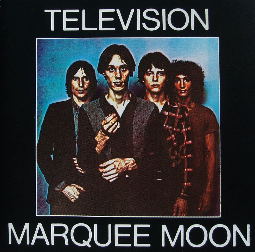 Television - Marquee Moon (Elektra, 1977)