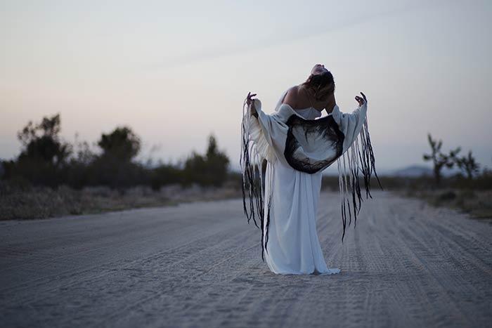 Chelsea Wolfe, foto di Jeff Elstone