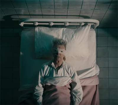Lazarus - Johan Renck - 2016