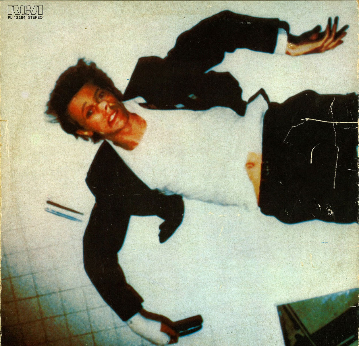 Lodger - Album - Artwork - 1979