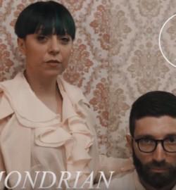 Piet Mondrian, te ne vai – il video di Diego Dada
