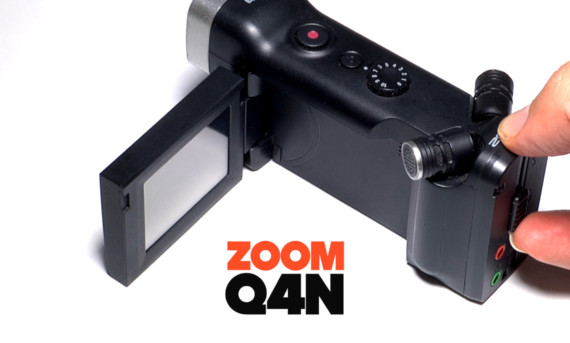 Zoom Q4N: Usalo! il video howto