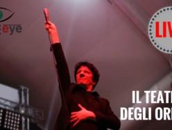 """Il Teatro degli orrori, il video live di """"È colpa mia""""  prodotto da KinoDV"""