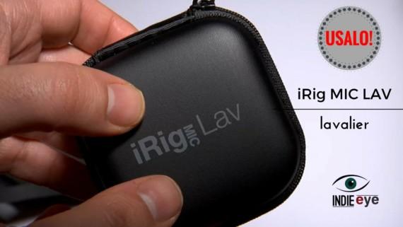 iRig Mic lav, microfono lavalier di qualità, il video test: Usalo!