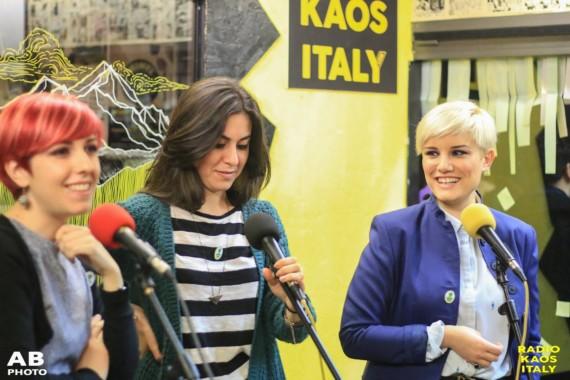 L'etichetta prude: Giorgia Melillo e Radio Kaos per le etichette di settore, l'intervista