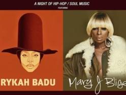 Erykah Badu e Mary J. Blige al Lucca Summer Festival: la forza delle donne