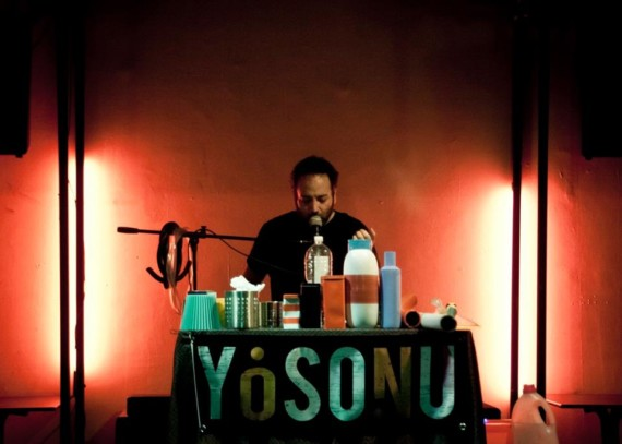 "Yosonu, musica che si tocca: l'arte di Peppe ""drumz"" Costa. L'intervista"