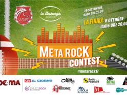 Meta Rock Contest 2017: il rugby incontra la musica