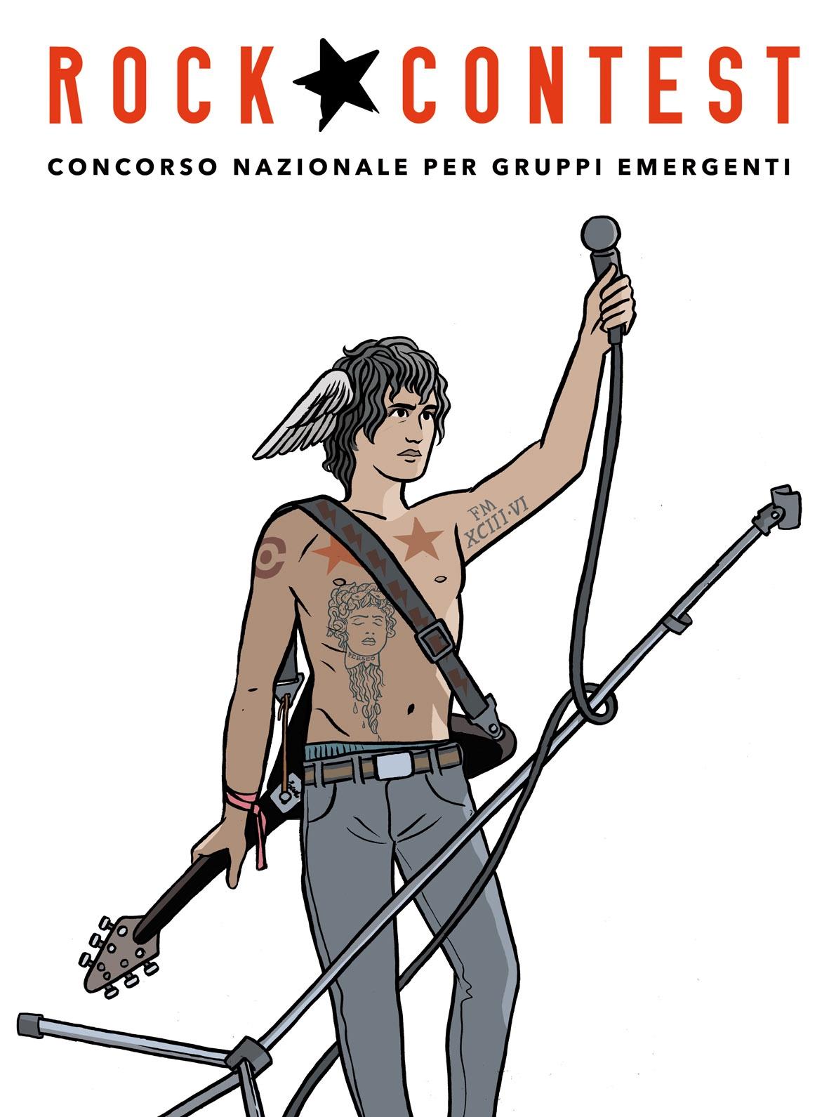 29° Rock Contest di Controradio: puoi iscriverti fino al 6 ottobre