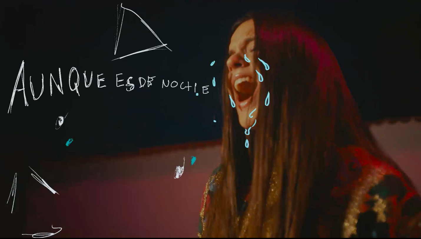 Rosalia – Aunque Es De Noche: il video prodotto da Pink Salt e diretto da Ignasi Monreal