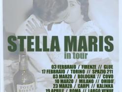 Stella Maris in Tour: le prime date del supergruppo