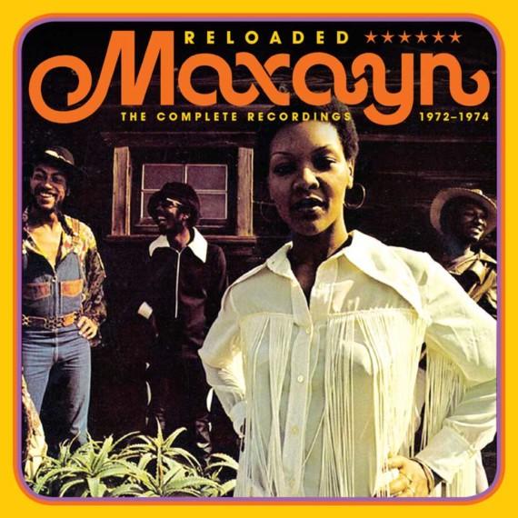 Maxayn – Funk, soul, erotica – Reloaded, i primi tre dischi nel box Cherry Red (video unboxing)