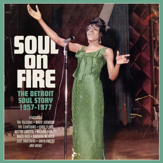 A tutto Soul: Soul on Fire, la storia del soul di Detroit: Il Box CD (Video unboxing)