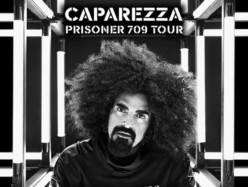 Caparezza, l'artista italiano dell'anno al Lucca Summer Festival il 27 Giugno