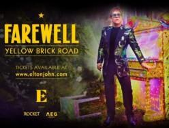 """Elton John al Lucca Summer Festival 2019: Il 7 luglio arriva il """"Farewell Yellow Brick Road Tour"""""""