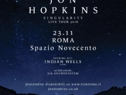 Jon Hopkins, il nuovo video e una nuova data italiana a Novembre