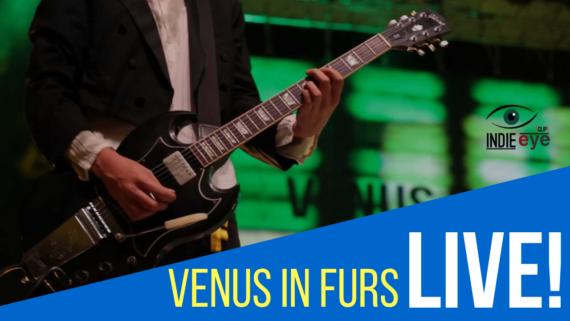 "Venus in Furs – ""Vieri"" – il video live in esclusiva: indie-eye live! Clip"