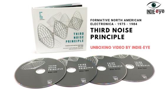 Third Noise Principle: Tutta l'elettronica americana 1975-1984, 4cd + booklet: il video unboxing