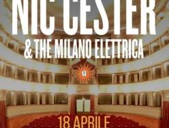 Nic Cester anticipa il Lucca Summer Festival: Lucca Winter Festival al Teatro del Giglio