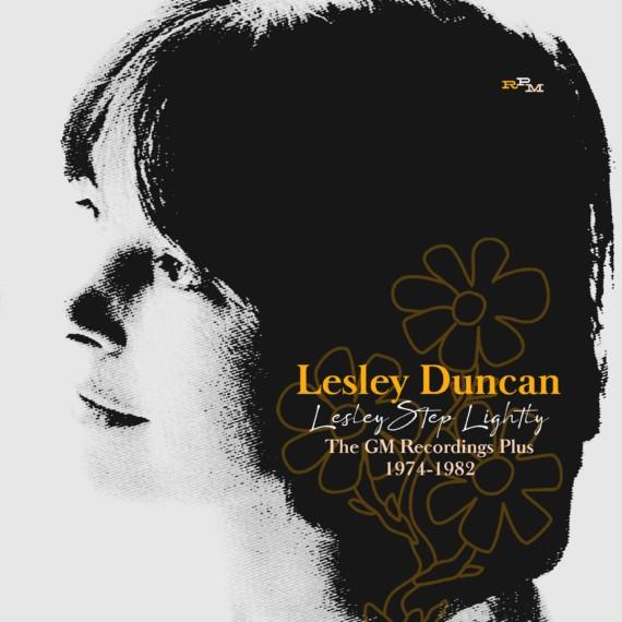 Lesley Duncan – Lesley Step Lightly: Gli ultimi 3 album e gli inediti 74-82, 3CD Digipack Unboxing video