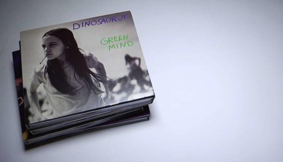 Dinosaur Jr – le Versioni espanse dei quattro album pubblicati dal '91 al '97: Il video unboxing del 4CD Digipack