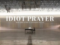 Nick Cave ad Alexandra Palace: Idiot Prayer, l'evento in streaming